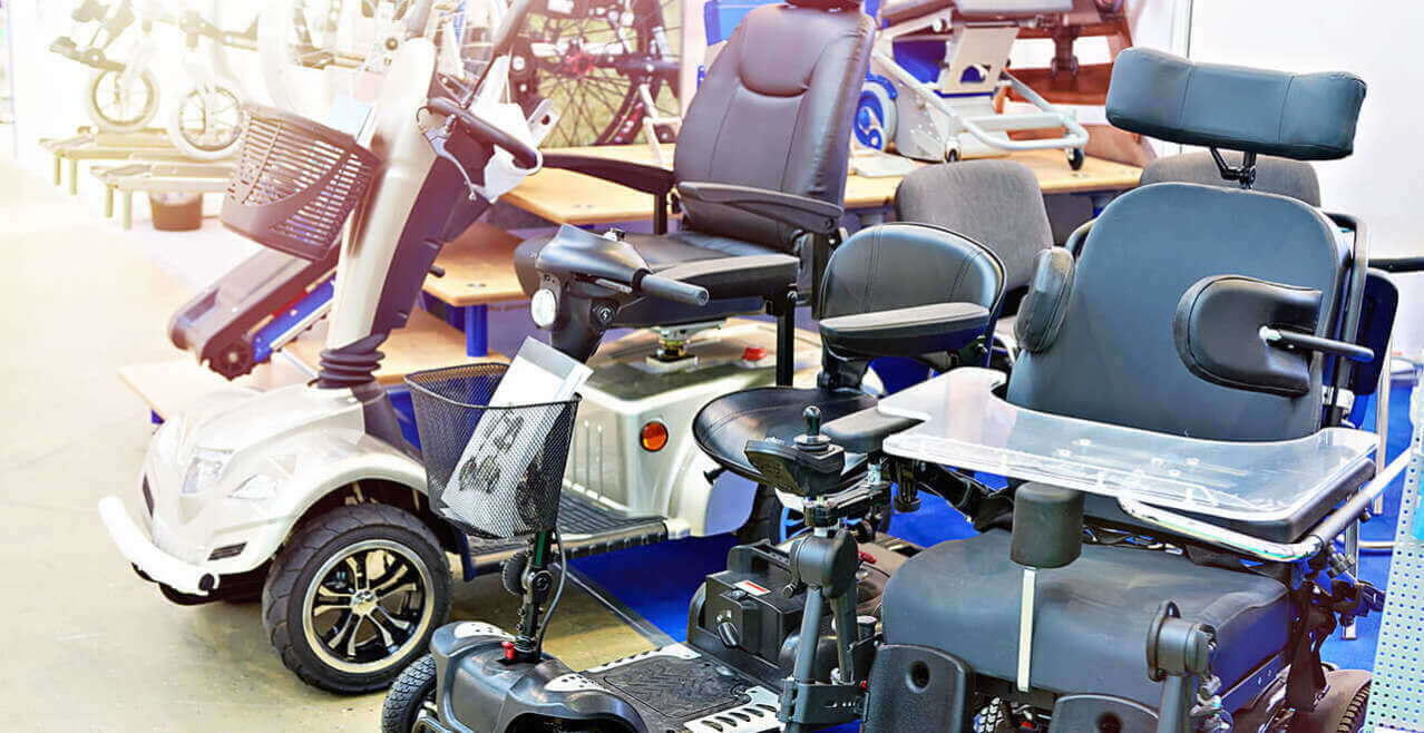 Personal Mobility Equipment